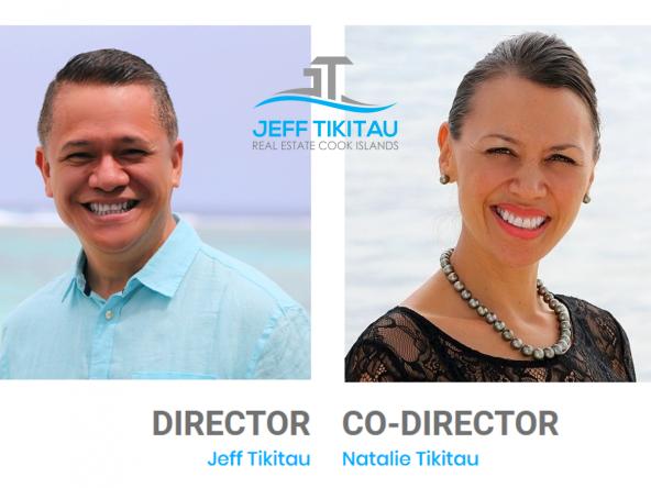 Jeff Tikitau Cook Islands Co-Directors