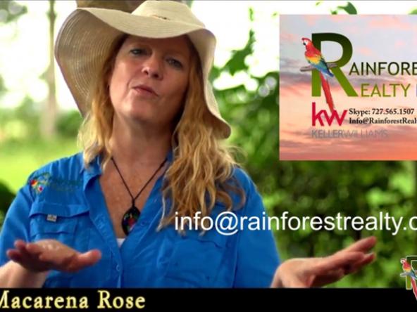 Macarena Rose Belize Intro Slide 2