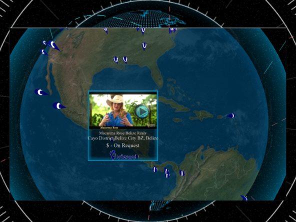 Macarena Rose Belize Real Estate Global viewr VR Virtual Reality Slide