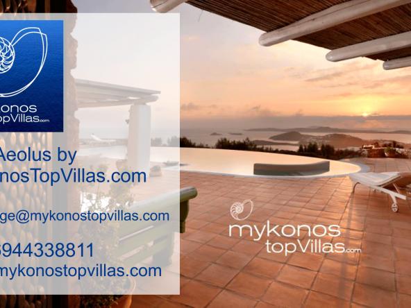 Mykonos Top Villas Aeolus-Poster-2 Title