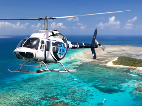 GBR Helicopters Australia 12