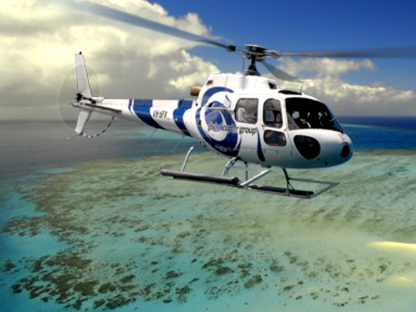 GBR Helicopters Australia 5