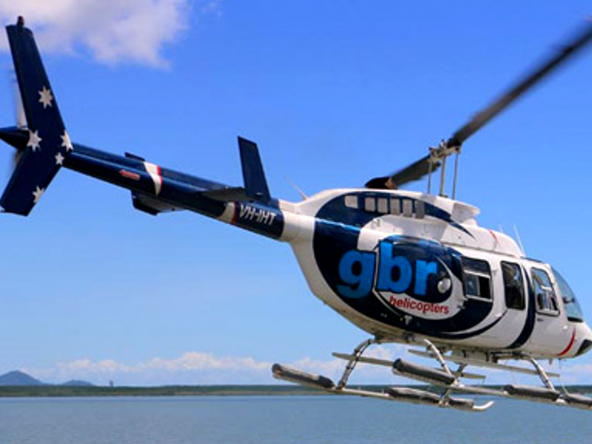 GBR Helicopters Australia 6