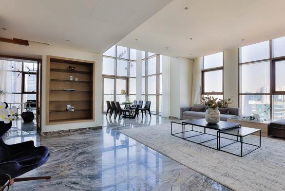IMEX Real Estate Dubai Marina Penthouse 3
