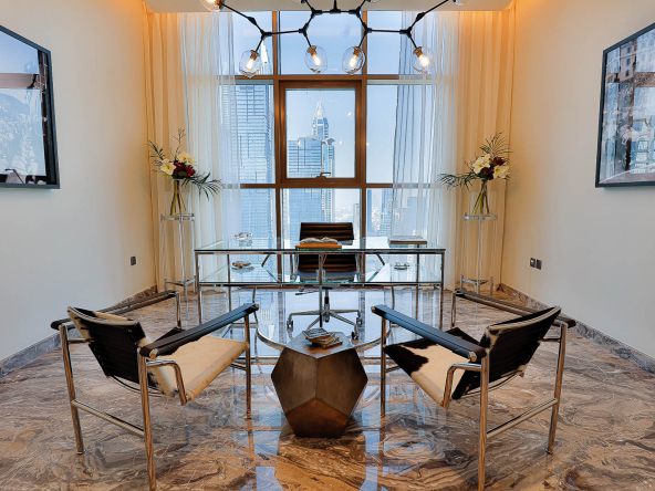 IMEX Real Estate Dubai Marina Penthouse 4
