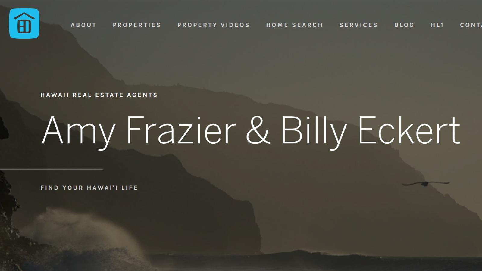 Amy & Billy Kauai Hawaii Luxury Estate