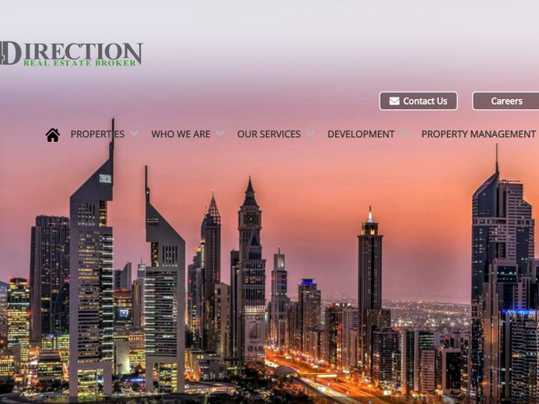 4 Direction Dubai Real Estate Broker