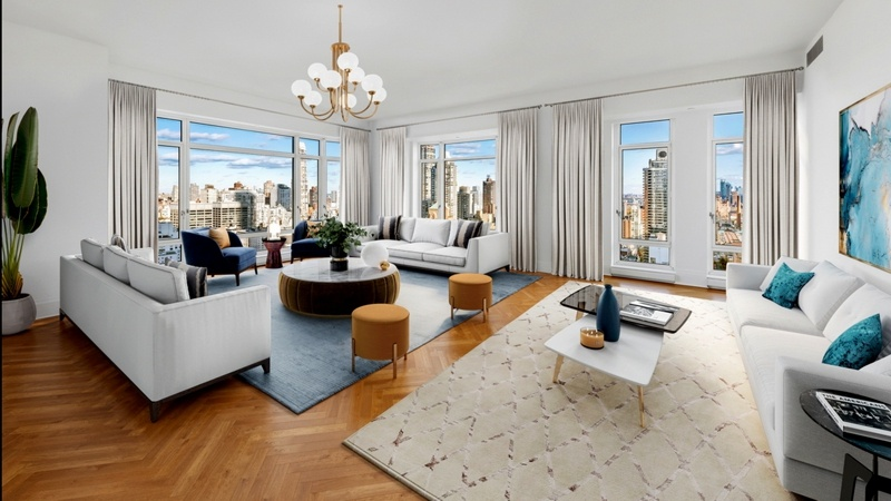 Ryan Serhant New York City 520 Park Avenue 23 Luxury Condominium (1)