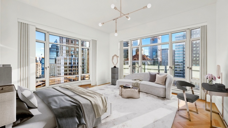 Ryan Serhant New York City 520 Park Avenue 23 Luxury Condominium (10)