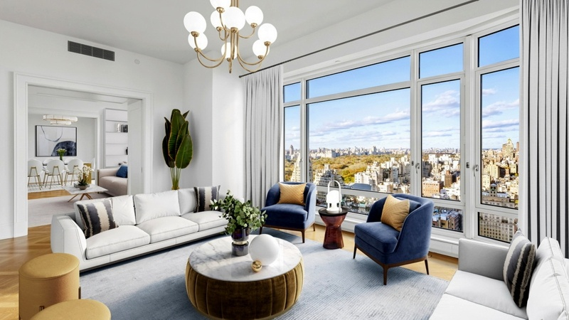 Ryan Serhant New York City 520 Park Avenue 23 Luxury Condominium (3)