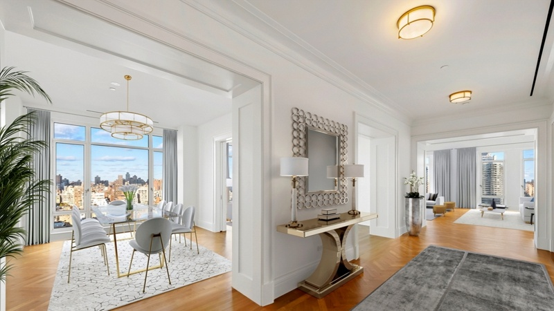 Ryan Serhant New York City 520 Park Avenue 23 Luxury Condominium (9)
